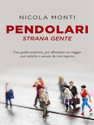 cover image of Pendolari strana gente
