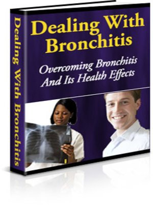 cover image of Dealing With Bronchitis -