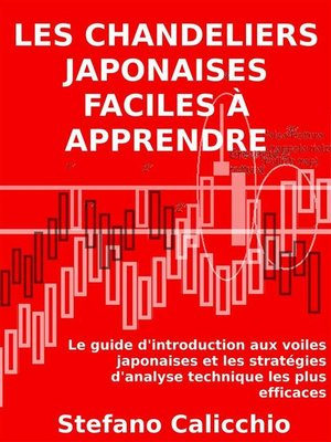 cover image of Les Chandeliers Japonaises facile à apprendre