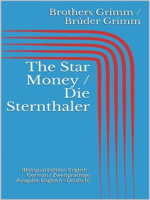 cover image of The Star Money / Die Sternthaler