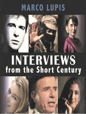 cover image of Interviews From the Short Century