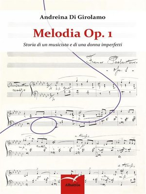 cover image of Melodia Op.1