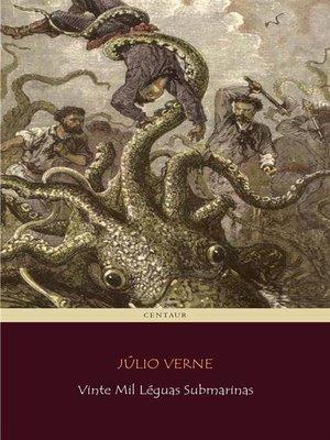cover image of 20000 Léguas Submarinas