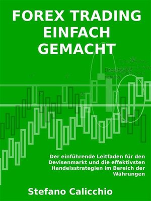 cover image of Forex trading einfach gemacht