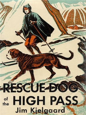 cover image of Rescue Dog of the High Pass