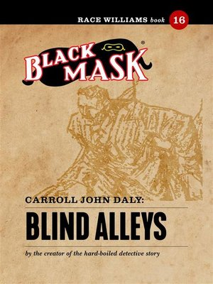 cover image of Blind Alleys