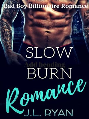 cover image of Slow Burn Romance