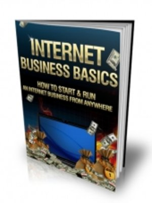 cover image of internet Business Basics