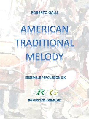 cover image of American Traditional Melody