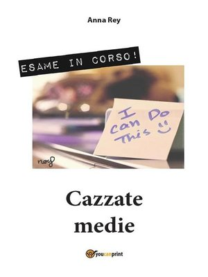 cover image of Cazzate medie