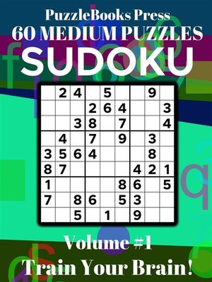 cover image of PuzzleBooks Press--Sudoku--Volume 1