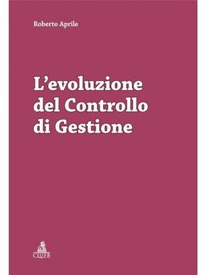 cover image of L'evoluzione del Controllo di Gestione
