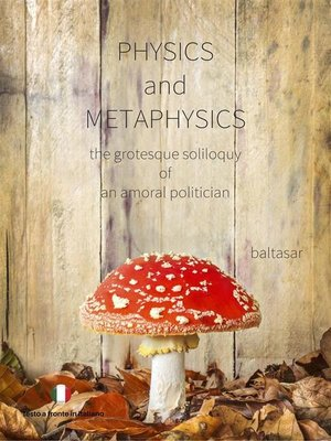 cover image of physics and metaphysics