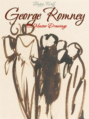 cover image of George Romney--101 Master Drawings
