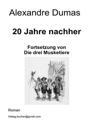 cover image of 20 Jahre nachher
