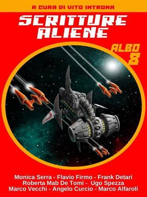cover image of SCRITTURE ALIENE Albo n. 8