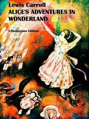 cover image of Alice´s Adventures in Wonderland