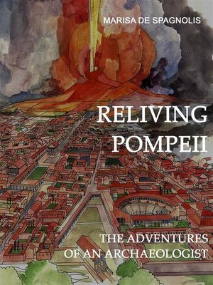 cover image of Reliving Pompeii