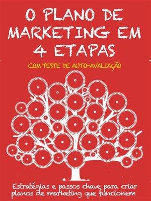 cover image of O plano de marketing em 4 etapas
