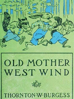 cover image of Old Mother West Wind