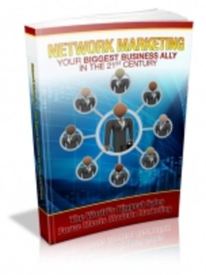 cover image of Network Marketing Your Biggest Business Ally