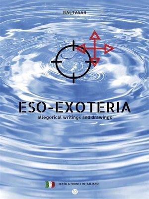 cover image of eso-exoteria