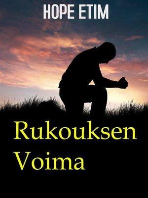 cover image of Rukouksen Voima