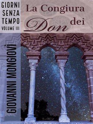 cover image of La Congiura dei Don
