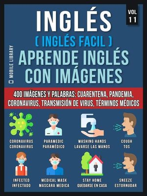 cover image of Inglés (Inglés Facil) Aprende Inglés con Imágenes  (Vol 11)
