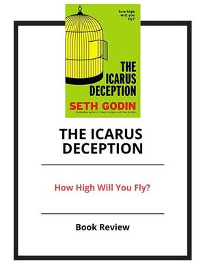 cover image of The Icarus Deception