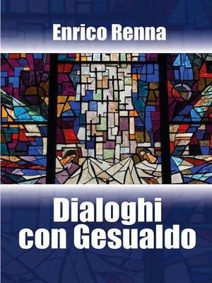 cover image of Dialoghi con Gesualdo