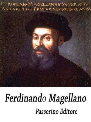 cover image of Ferdinando Magellano