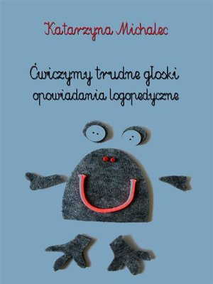 cover image of Ćwiczymy trudne głoski