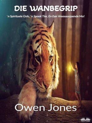 cover image of Die Wanbegrip