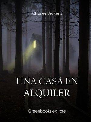 cover image of Una casa en alquiler