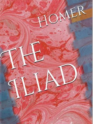 cover image of Iliad