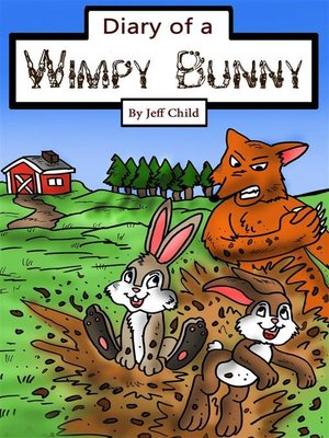 cover image of Diary of a Wimpy Bunny