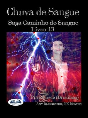 cover image of Chuva De Sangue