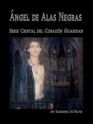 cover image of Ángel de Alas Negras