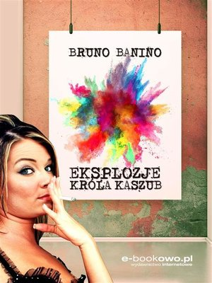 cover image of Eksplozje króla Kaszub