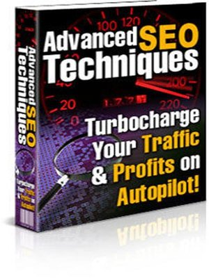 cover image of Advanced SEO Techniques