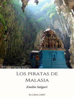 cover image of Los piratas de Malasia