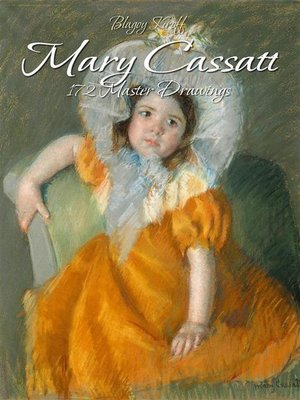 cover image of Mary Cassatt--172 Master Drawings