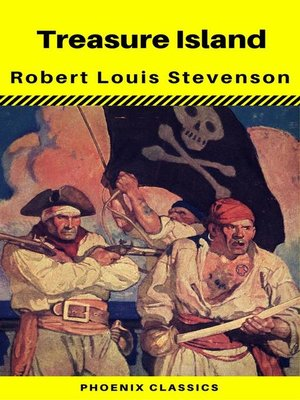 cover image of Treasure Island (Phoenix Classics)