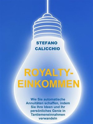 cover image of Royalty-einkommen