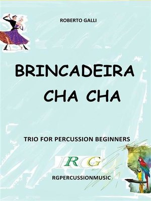 cover image of Brincadeira cha cha