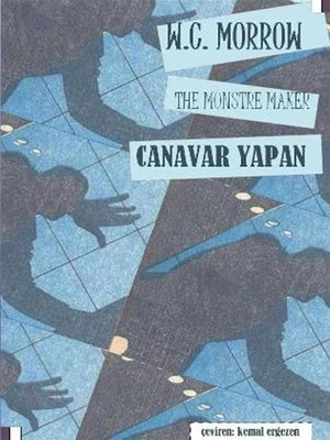 cover image of Canavar Yapan -The Monstre Maker