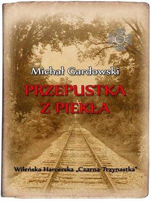 cover image of Przepustka z piekła
