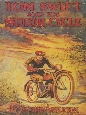 cover image of Tom Swift and His Motorcycle