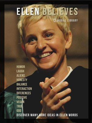 cover image of Ellen Believes